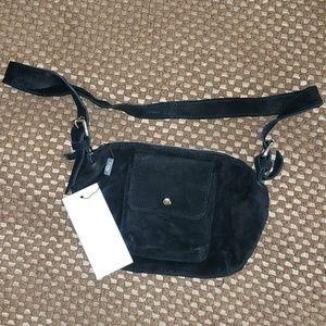 RAJ Women Beaute Suede Belt Bag